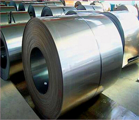 Cina Profesional SPCC-SD / SB Cold Rolled Steel Coil, strip 0.4mm - 2.0mm Ketebalan pemasok