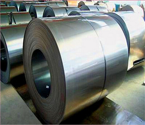 Cina Profesional SPCC-SD / SB Cold Rolled Steel Coil, strip 0.4mm - 2.0mm Ketebalan pabrik